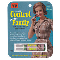 Instantly Control Your Family Spray