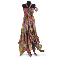 Dancing Colors Dress                               - New Age, Spiritual Gifts, Yoga, Wicca, Gothic, Reiki, Celtic, Crystal, Tarot at Pyramid Collection
