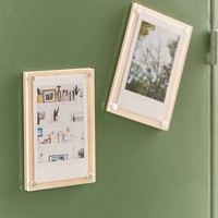 Instax Wood Photo Magnet | Urban Outfitters