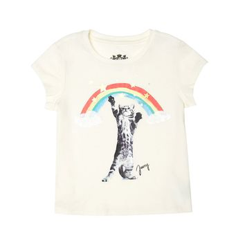 Reach Stars Tee 4-6 by Juicy Couture