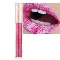 Sexy Metallic Colors Matte Lipstick Waterproof Lasting Matter Shimmer Nude Liquid Lipstick Lip Gloss Cosmetic