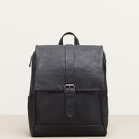 Kenneth Cole Reaction Colombian Leather - Flapover Portfolio/Computer Case