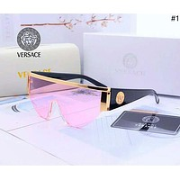 Versace Trend For Men Woman Personality Big Box Driving Polarized Sunglasses