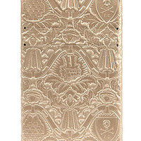 Hex The Hex x Fools Gold Solo iPhone 5 Wallet in Gold : Karmaloop.com - Global Concrete Culture