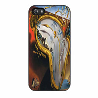 Salvador Dali Soft Watch Melting Clock iPhone 5s Case