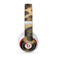 The Real Thin Vector Leopard Print Skin for the Beats by Dre Studio (2013+ Version) Headphones