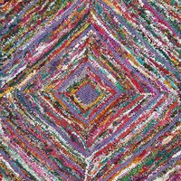 Rug Market Closeout Anthro Diamond