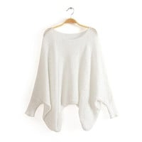 Sweater Winter Women Sweater Dress O Neck Pullovers New Fashion 2015 Autumn Knit Tops Brand Clothing New Tops One Size = 1945789828