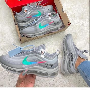 Nike Sneakers Sport Shoes Serena OFFWhite Air 97