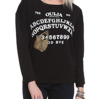 Ouija Girls Pullover Top | Hot Topic