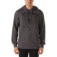 Vans Elsinore Pullover Hoodie (New Charcoal Heather)