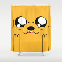 Adventure - Jake Shower Curtain by Alessandro Aru | Society6