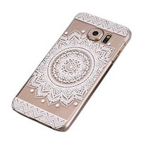 Ularmo 2015 New Hot Popular S6 Case, S6 Cover, Hard Back Case Cover for Samsung Galaxy S6 G9200 (Campanula Mandala Floral)