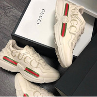 GUCCI 2021 Fashionable leisure shoes-1