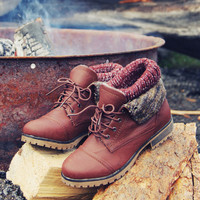 The Nor'wester Boots in Brown