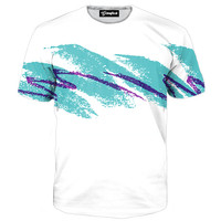 Jazzy 90s Paper Cup Tee
