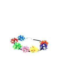Moschino Floral Statement Necklace