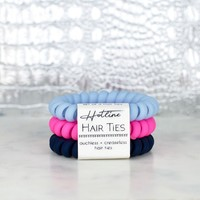 Hotline Hair Ties - Summer Prep