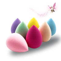 Makeup Foundation Sponge Blender Blending Cosmetic Puff Flawless Powder Smooth Beauty Make up Tools accessories