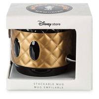 Disney Store Mickey Memories August Limited Stackable Coffee Mug New with Box