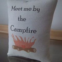 Pillows adventure camping throw pillow just because gift  RV  decor