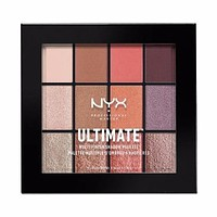 NYX Ultimate Multi-Finish Shadow Palette - Sugar High - #USP06