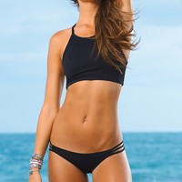 Orchid Label 2015 'Teeny Black Sienna' Bikini | The Orchid Boutique