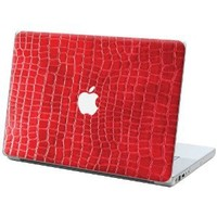 "Red Gator ""Protective Decal Skin"" for Macbook 15"" Laptop"