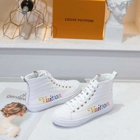 Louis Vuitton LV Women Fashion Breathable boots Sneakers Sport Shoes
