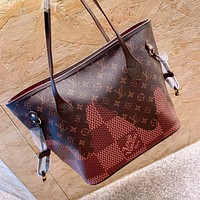 Louis Vuitton LV Monogram Neverfull MM Bag