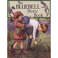 The Bluebell Story Book Wood Sign