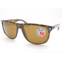 Cheap Ray Ban RB 4147 710/57 60mm Havana Brown Polarized New 100% Authentic Sunglass outlet