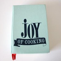 Vintage Joy of Cooking Cookbook 1972 Edition by OldClassicVintage