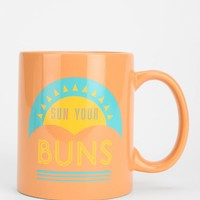 Sun Your Buns Mug - Urban Outfitters