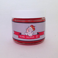 KING GEORGE III - 2 oz. Mini Hamilton Fandom-Inspired Soy Candle