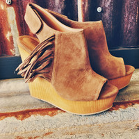 Persuede Me Wedges