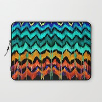African Essence Laptop Sleeve by Holly Sharpe