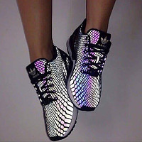 Adidas Nike AIR Chameleon Reflective Sneakers Sport Shoes