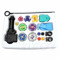 Beyblade Metal Spinning Beyblade Sets Fusion 4D 4 Gyro Box Fight Master Beyblade String Launcher Grip For Sale Kids Toys Gifts
