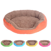 Pet Bed Soft Material Dogs Mat Pets House Cat Warming Bed Puppy