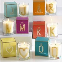 Buy Monongram Candle from the Next UK online shop