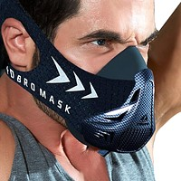 Sports Mask Fitness, Workout, Running, Resistance, Elevation, Cardio, Endurance Mask For Fitness Training Sports Mask 3.0