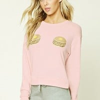 Pancake Graphic PJ Top