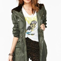 Enlisted Anorak