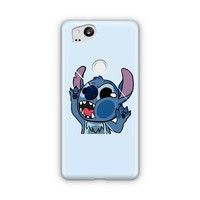 Cute Disney Stich Google Pixel 3 XL Case | Casefantasy
