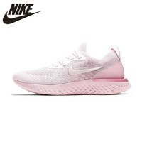 Nike Epic React Flyknit Women Running Shoes Sneakers Sport Outdoor Breathable AQ0070-600