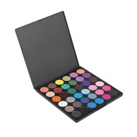 Smoky Palette 36 Colors