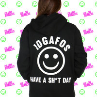 SHIT DAY HOODIE