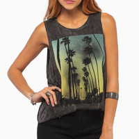 Becca Muscle Tank Top $22