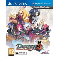 Disgaea 3 Absence Of Detention Game PS Vita - ozgameshop.com